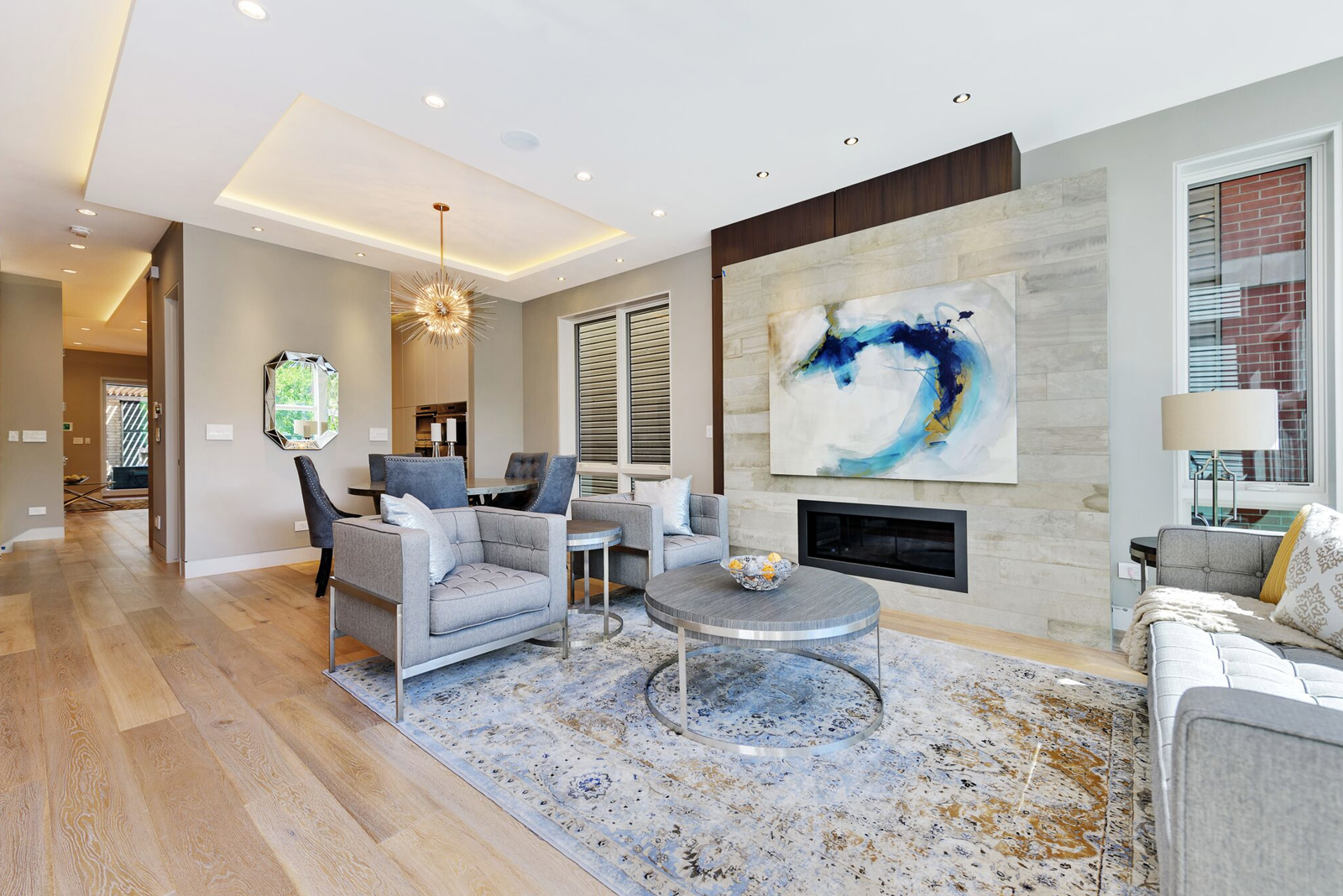 Luxury Home Builders North Park Residence